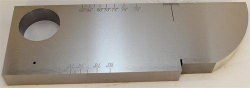V1 Calibration Block