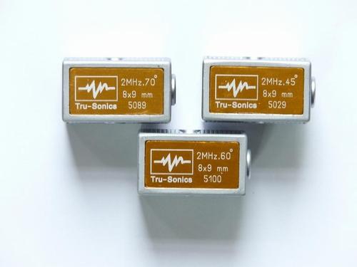 2 MHz / 70°  Improved composite Probe  8x9mm Lemo-00