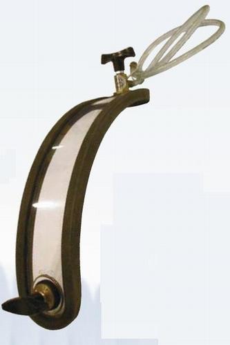 Vacuum Box Cicumferential welds
