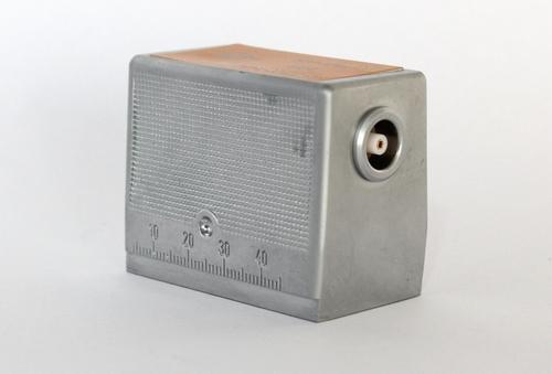 1 MHz / 45°  Probe  20x22mm Lemo-01