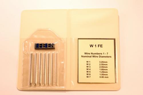 IQI 1 FE EN 50mm