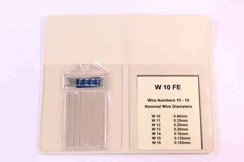 IQI 10 FE EN 50mm