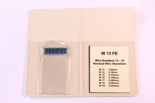 IQI 13 FE EN 50mm