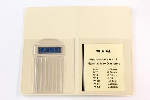 IQI 6 AL EN 50mm