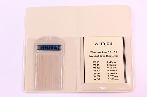 IQI 10 CU EN 50mm