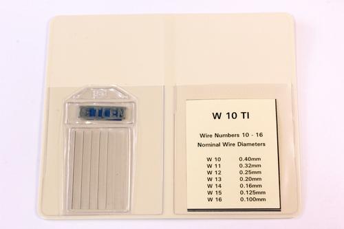 IQI 10 TI EN 50mm