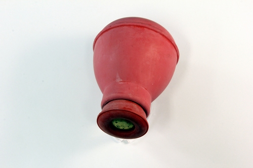 MPI dry powder puffer