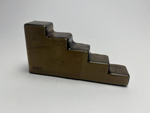 Step Wedge 10-35mm Carbon steel EN3B  6 Steps