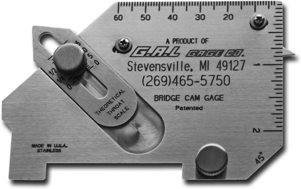 G.A.L. CAT4 Bridgecam Gauge