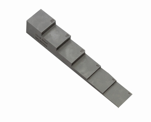 Step Wedge 1-20 mm Step Carbon Steel