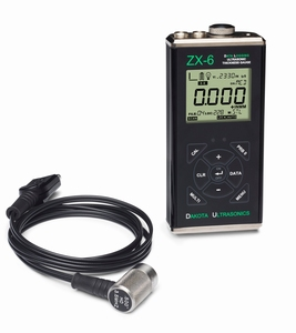 Ultrasonic Thickness Gauge ZX-6 for Corrosion / Echo to Ech