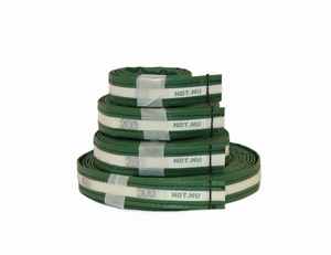 Lead marker tape 0,5m / 5cm spacing