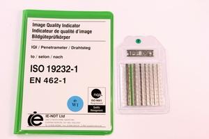 IQI ISO 19232-1 W1 FE - 50mm