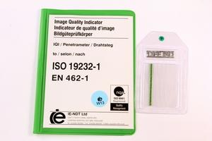 IQI ISO 19232-1 W13 FE - 50mm