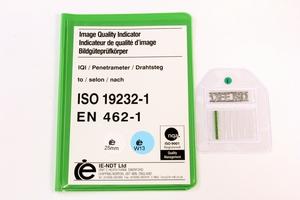 IQI ISO 19232-1 W13 FE - 25mm