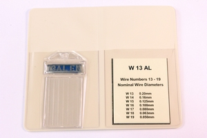 IQI 13 AL EN 50mm