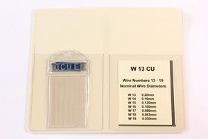 IQI 13 CU EN 50mm