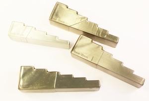 Step Wedge 10-35mm SS316 - 6 steps